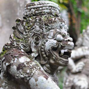 Culture Temple statute Ubud Bali ©ItsM.Sherif