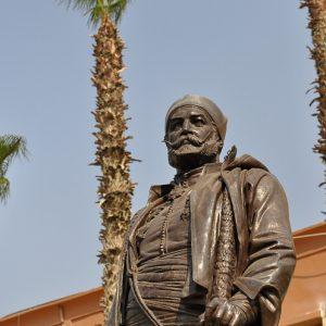 Mohamed Ali Statute Cairo Egypt ©ItsM.Sherif